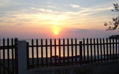 Waterfront Villa for sale on Kalifteri beach