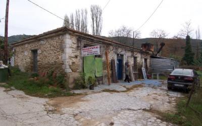 Τα Παλιό Ελαιοτριβείο στο Χόρτο