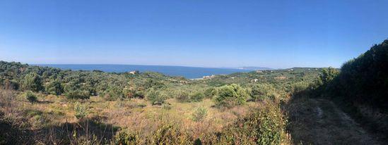 The balcony of Aegean