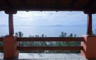 Panoramic sea view villa