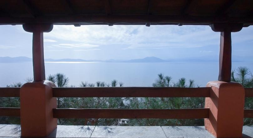 Βίλα με πανοραμική θέα θάλασσας