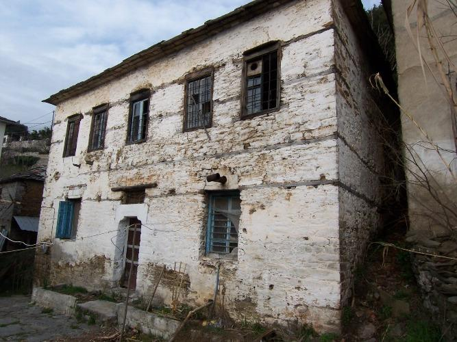 Traditional stone mansion - Afetes