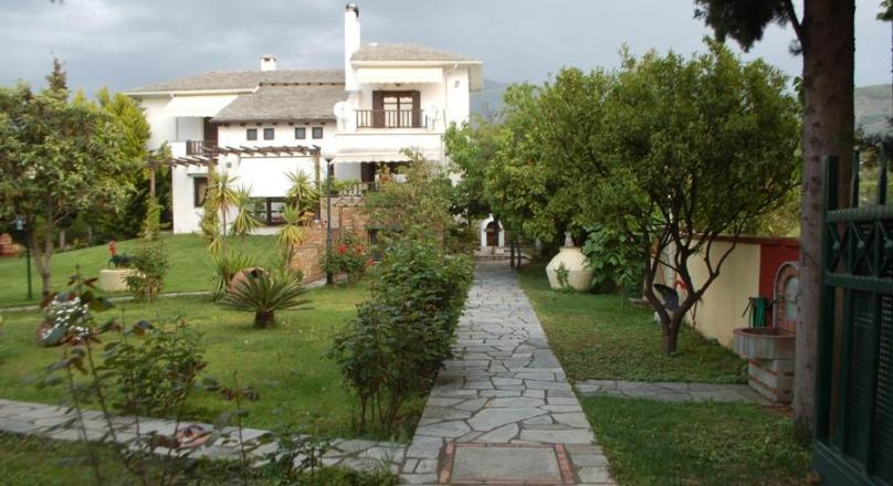 Luxury villa in Lechonia with seaview