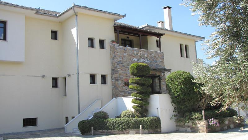 Palirria Hotel & Studios, Kala Nera, Pelion, Greece